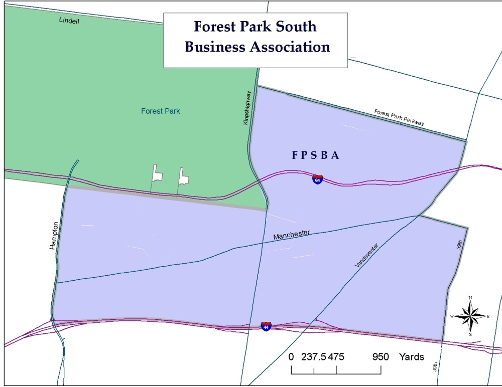 FPSBA Map